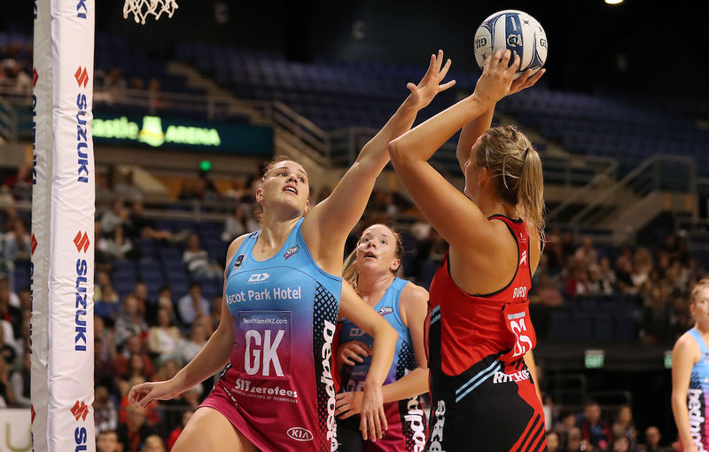 Slow-starting Steel power past Tactix