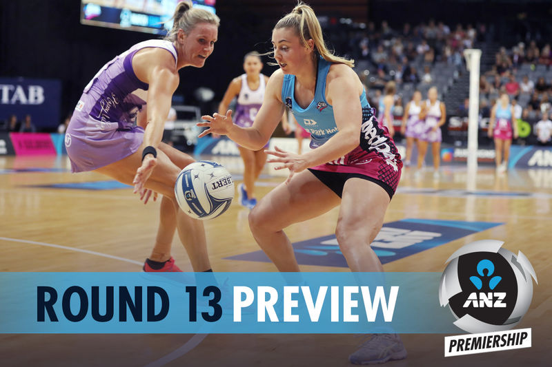 ANZ Premiership Preview – Round 13